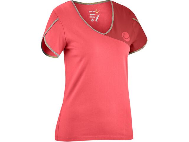Edelrid Tulip T-Shirt Women flame